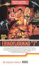 Seven - Finnish VHS cover (xs thumbnail)