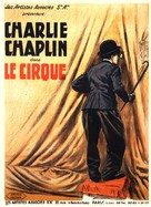 The Circus - French Movie Poster (xs thumbnail)