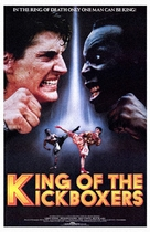 The King of the Kickboxers - Movie Poster (xs thumbnail)