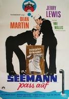 Sailor Beware - German Movie Poster (xs thumbnail)