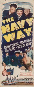 The Navy Way - Movie Poster (xs thumbnail)