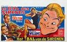 Bathing Beauty - Belgian Movie Poster (xs thumbnail)