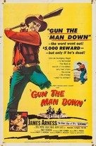 Gun the Man Down - Movie Poster (xs thumbnail)
