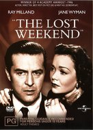 The Lost Weekend - Australian DVD cover (xs thumbnail)