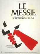 Il messia - French Movie Poster (xs thumbnail)