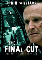 The Final Cut - German poster (xs thumbnail)