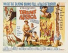 Drums of Africa - Movie Poster (xs thumbnail)
