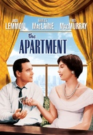 The Apartment - Movie Cover (xs thumbnail)