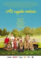 Moonrise Kingdom - Czech Movie Poster (xs thumbnail)