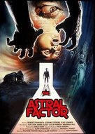 The Astral Factor - Movie Poster (xs thumbnail)