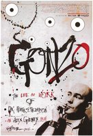 Gonzo: The Life and Work of Dr. Hunter S. Thompson - Canadian Movie Poster (xs thumbnail)