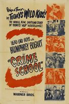 Crime School - Re-release poster (xs thumbnail)