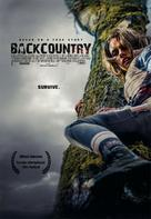 Backcountry - Canadian Movie Poster (xs thumbnail)