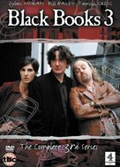 """Black Books"" - British Movie Cover (xs thumbnail)"