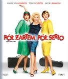 Some Like It Hot - Polish Blu-Ray movie cover (xs thumbnail)