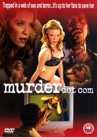 Murder.com - British Movie Cover (xs thumbnail)