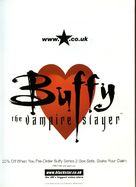 """Buffy the Vampire Slayer"" - British Movie Poster (xs thumbnail)"