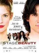 Stage Beauty - French Movie Poster (xs thumbnail)