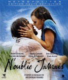 The Notebook - French Blu-Ray movie cover (xs thumbnail)