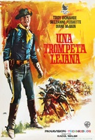 A Distant Trumpet - Spanish Movie Poster (xs thumbnail)