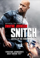 Snitch - DVD movie cover (xs thumbnail)