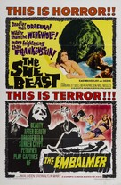 Mostro di Venezia, Il - Movie Poster (xs thumbnail)