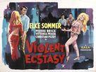 Douce violence - British Movie Poster (xs thumbnail)