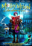 Molly Moon and the Incredible Book of Hypnotism - French DVD movie cover (xs thumbnail)