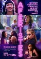 Hustlers - Latvian Movie Poster (xs thumbnail)