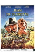 Jean de Florette - Belgian Movie Poster (xs thumbnail)
