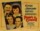 Four's a Crowd - Movie Poster (xs thumbnail)
