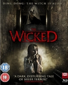The Wicked - British Blu-Ray movie cover (xs thumbnail)