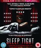 Mientras duermes - British Blu-Ray cover (xs thumbnail)