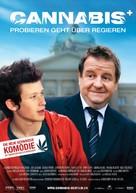 Cannabis - Swiss Movie Poster (xs thumbnail)