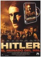 Hitler: The Rise of Evil - Spanish poster (xs thumbnail)