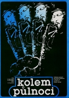 'Round Midnight - Czech Movie Poster (xs thumbnail)