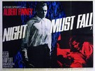 Night Must Fall - British Movie Poster (xs thumbnail)