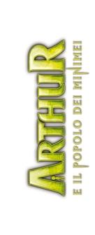 Arthur et les Minimoys - Italian Logo (xs thumbnail)