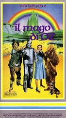 The Wizard of Oz - Italian VHS movie cover (xs thumbnail)