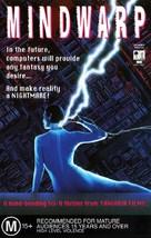 Mindwarp - Australian VHS cover (xs thumbnail)