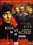 Kurz und schmerzlos - Turkish Movie Poster (xs thumbnail)