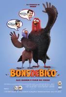 Free Birds - Brazilian Movie Poster (xs thumbnail)