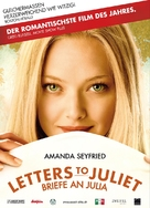 Letters to Juliet - Swiss Movie Poster (xs thumbnail)