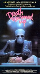 Death Warmed Up - New Zealand VHS cover (xs thumbnail)