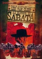 È tornato Sabata... hai chiuso un'altra volta - French DVD movie cover (xs thumbnail)
