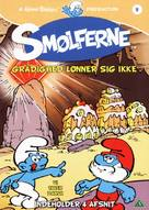 """Smurfs"" - Danish DVD cover (xs thumbnail)"