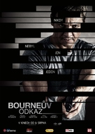 The Bourne Legacy - Czech Movie Poster (xs thumbnail)
