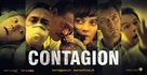 Contagion - Swiss Movie Poster (xs thumbnail)