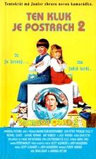 Problem Child 2 - Czech VHS cover (xs thumbnail)