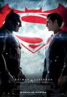 Batman v Superman: Dawn of Justice - Polish Movie Poster (xs thumbnail)